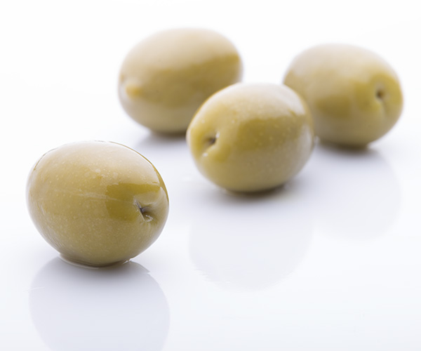 Green Olive Whole